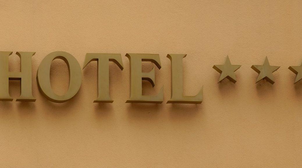 hotel trois etoiles