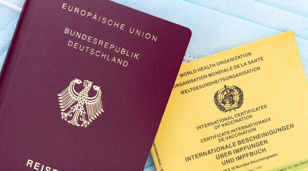 Un passeport vaccinal