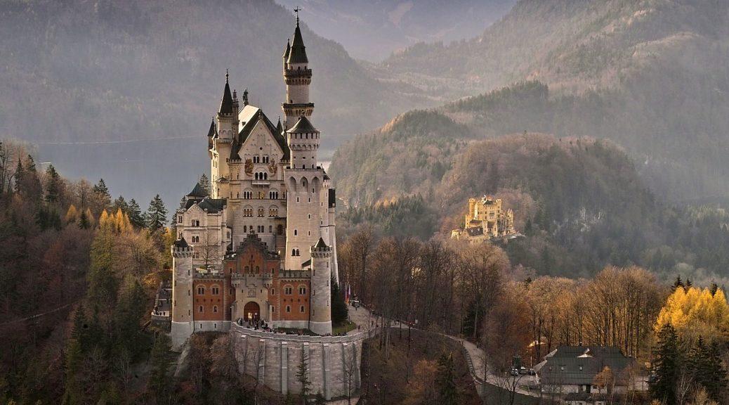 Un grand palais royal