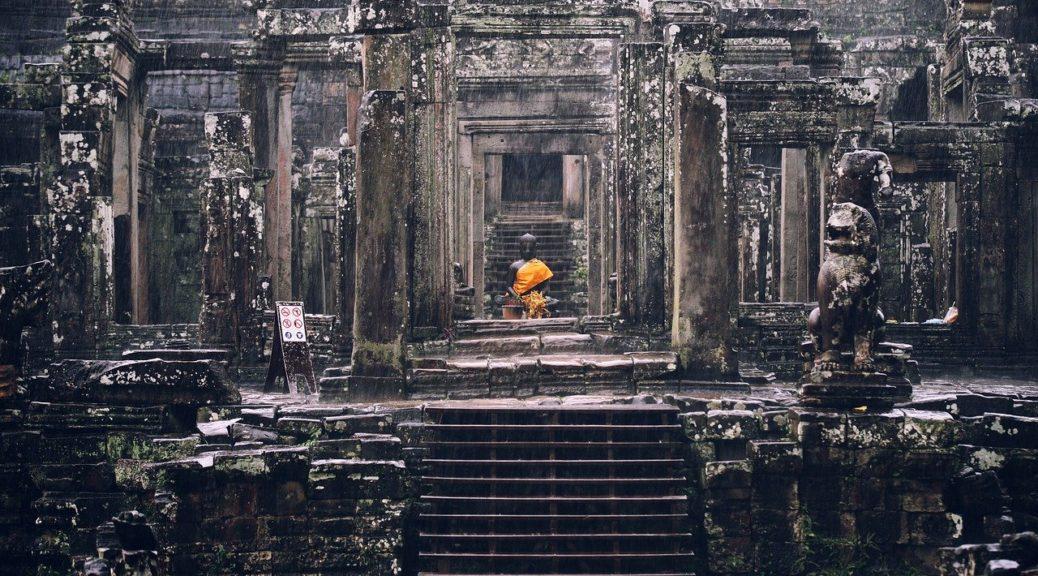 Quelques temples bouddhiste