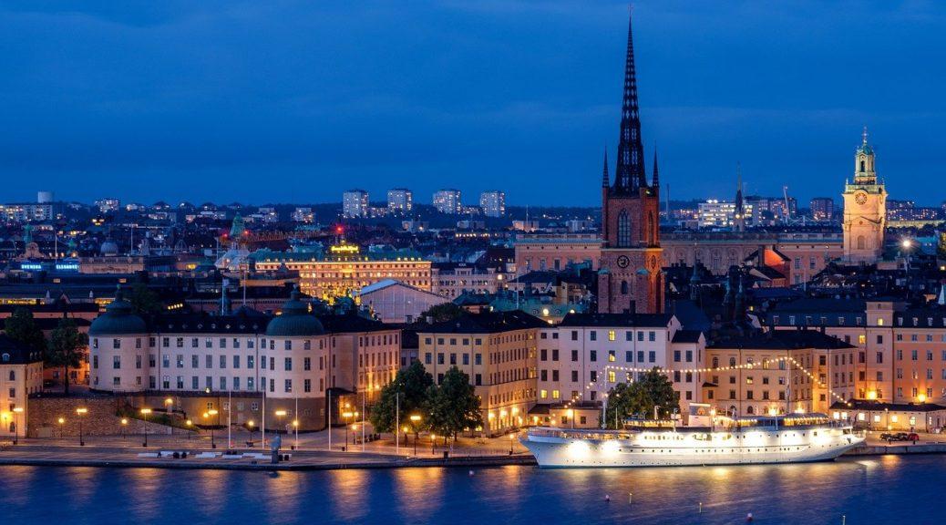 Les vacances en Suede