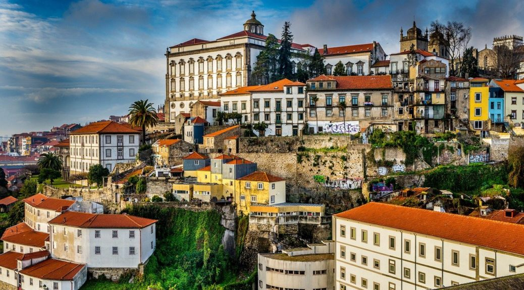 Les vacances au portugal